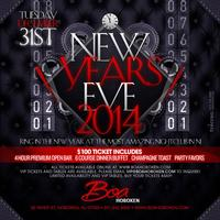NYE 2014 at Boa Hoboken!