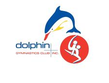 Dolphin Gymnastics Club logo