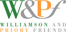 Williamson and Priory Friends logo