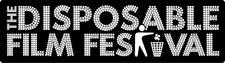 Disposable Film Fest logo