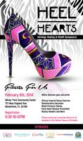 Heel Hearts Health and Beauty Fair 2014