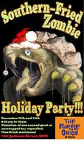 Southern Fried Zombie - Standup Comedy Holiday Party