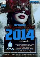 New Year's Eve 2014 Masquerade