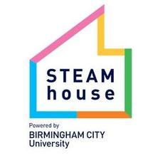 STEAMhouse, Birmingham City University logo