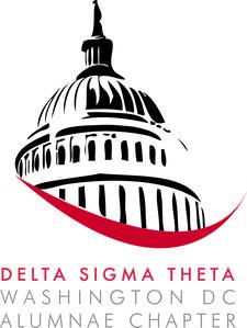 Washington DC Alumnae Chapter of Delta Sigma Theta Sorority, Inc. logo