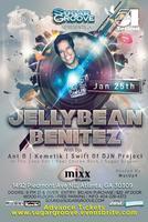 Sugar Groove Pres Jelly Bean Benitez @ Mixx