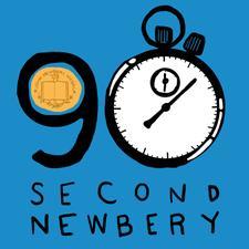 The 90-Second Newbery Film Festival logo