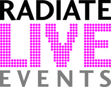 Radiate Live Events logo