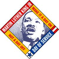 Provident Heights School Garden -- MLK Day of Service