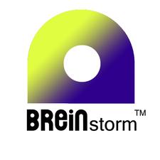 BREINstorm™  Creativity For Evolution™ logo