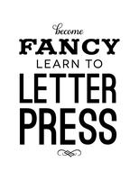 Letterpress Workshop - Valentine's Day Cards