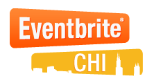 Eventbrite Chicago, Catalyst Ranch & Carolyn Breit logo