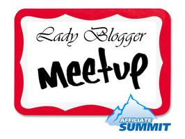 Affiliate Summit Lady Blogger Meetup