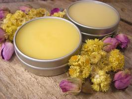 Lip Balm and Homemade Salve FoxFire