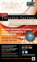 TWISTED TASTING 2014 EVENING SESSION (6:30-9:30PM)