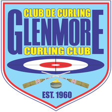 Club de Curling Glenmore logo