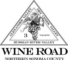 1st Weekend - Wine Road Barrel Tasting 2014