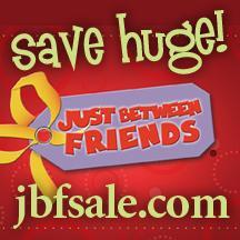 Just Between Friends of Loudoun Consignment Events logo