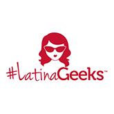 #LatinaGeeks logo