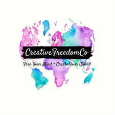 CreativeFreedomCo logo