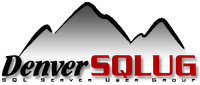 Denver SQL Server User Group logo