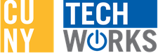 Kingsborough Community College Center for Economic and Workforce Development / CUNY TechWorks logo