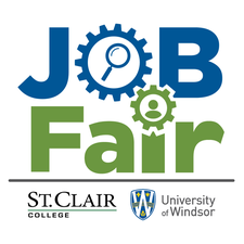 St. Clair College & University of Windsor logo