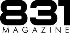 831 Magazine logo
