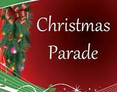 Liberty Hill Christmas Fest Parade 2014