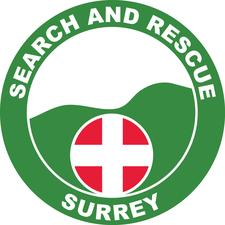 Surrey Search & Rescue logo