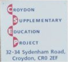 Croydon Supplementary Education Project (CSEP) logo