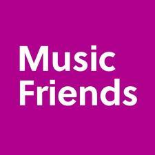Music Friends (Bing Dai, Eric Wong) logo