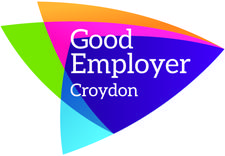Good Employer Croydon logo