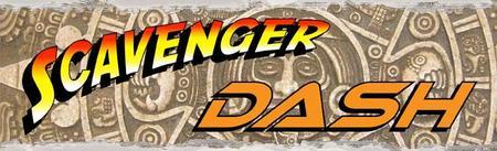 Scavenger Dash Santa Monica 2014