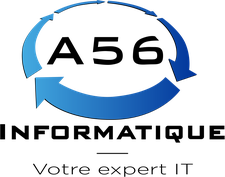 A56 Informatique logo