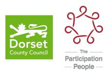The Participation People with Dorset County Council logo