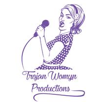 Trojan Womyn Productions logo
