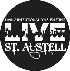 LIVE St. Austell logo