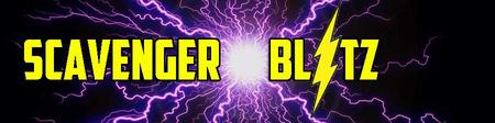 Scavenger Blitz Flagstaff 2014