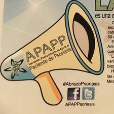 Asociación Puertorriqueña de Ayuda al Paciente de Psoriasis APAPP logo