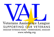 West Central Missouri Veterans Assistance League logo