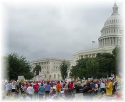 Emergency Rally Against Obama Policies