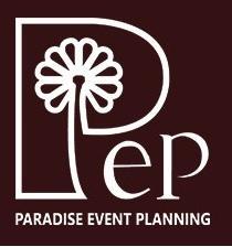 Paradise Event Planning logo