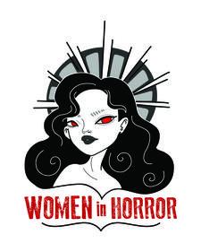 Women In Horror Month Dublin logo