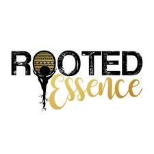 Rooted Essence. logo