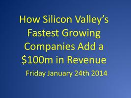 How Silicon Valley's Fastest Growing Companies Add a...