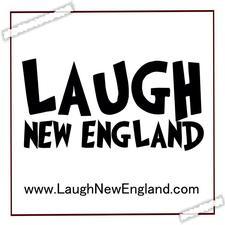 Laugh New England logo