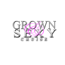 KJ EVENTS / GROWN & SEXY logo