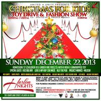 "United4Unity Presents ""Christmas For Kids"" Fashion..."