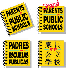 Parents for Public Schools of San Francisco logo